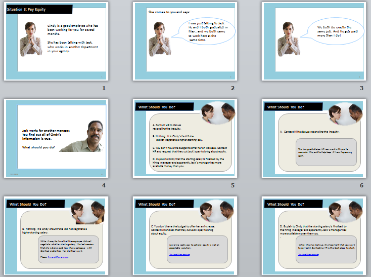 E Learning Basics with Storyboard That