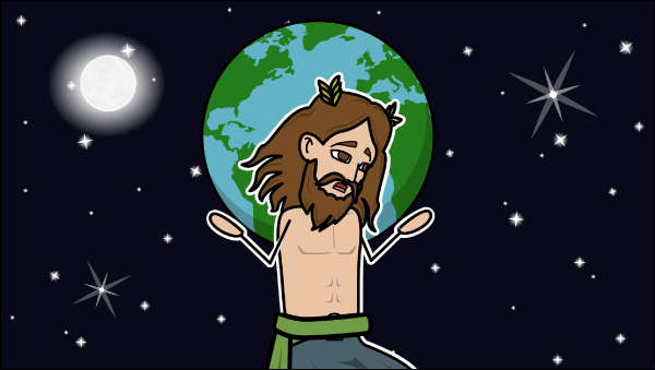 Greek Mythology Creation of the World Lesson Plans