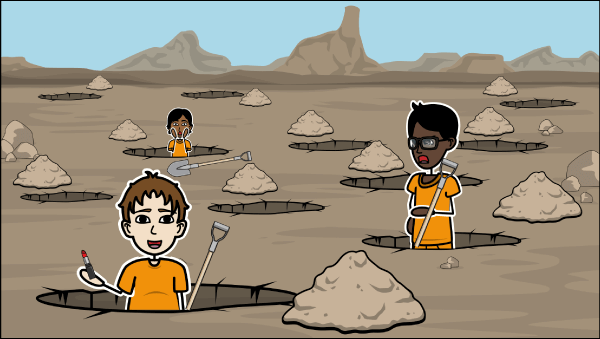 a look at stanley yelnats as an unusual hero in louis sachars hole Read holes - literature kit gr 5-6 by angie mcnaughton by angie meet stanley yelnats, an unlikely hero who shows us that even the most by louis sachar.