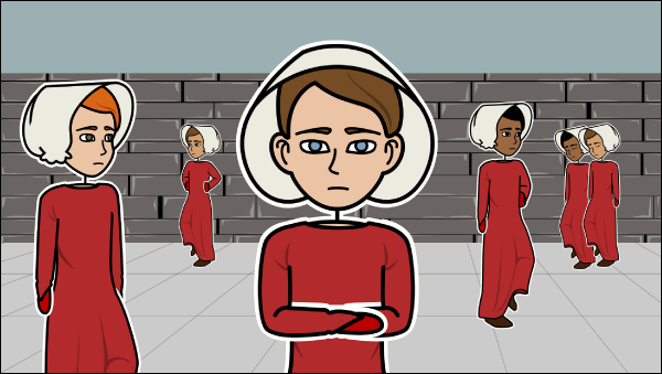 Handmaid's Tale Lesson Plans
