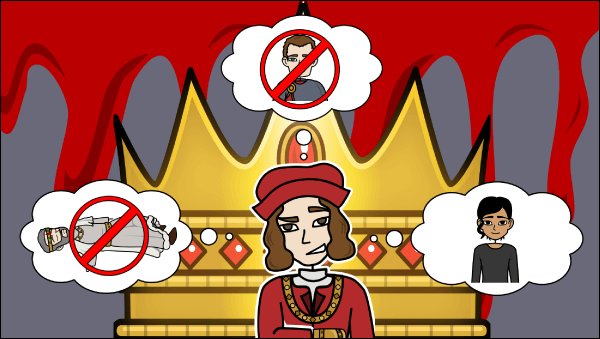 The Tragedy of Richard III Lesson Plans