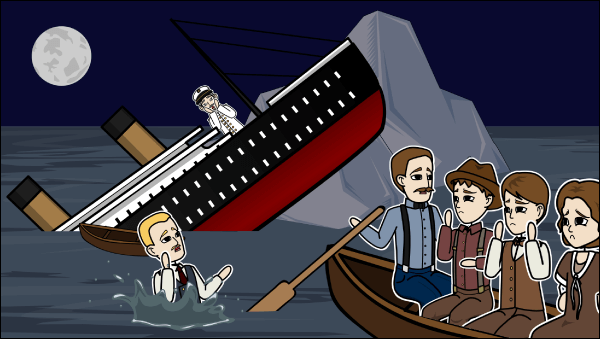 The Unsinkable Wrek of the RMS Titanic Lesson Plans