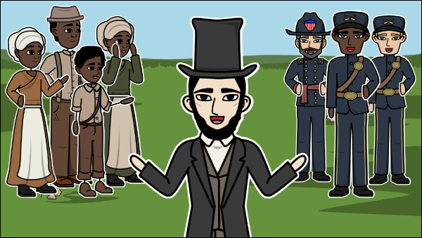Emancipation Proclamation Lesson Plans