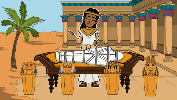 Introduction to Ancient Egypt Lesson Plans