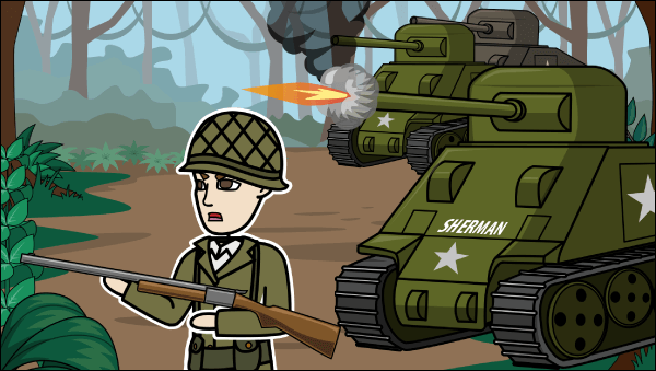 Introduction to WWII Lesson Plans