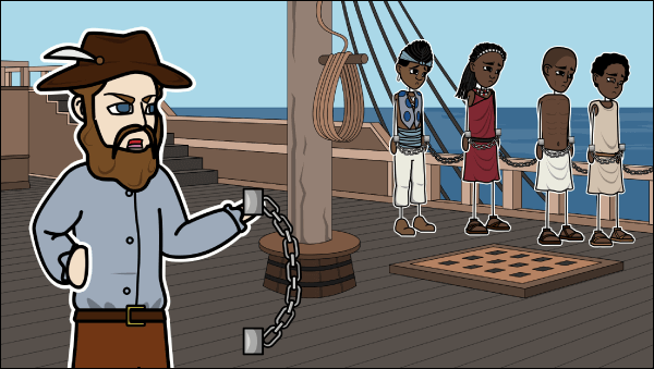 Triangular Trade / Atlantic Slave Trade Lesson Plans
