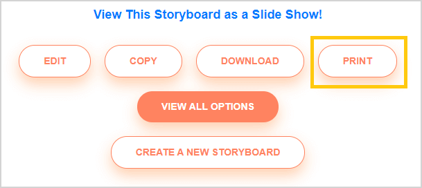 How to Print Storyboard That- Step 1