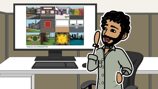 Fullstendig Featured Storyboard Creator