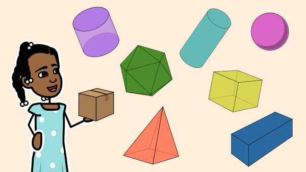 Geometric Solids Lesson Plans