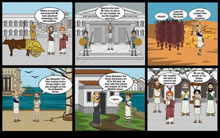 Ancient Mediterranean (Part 1)