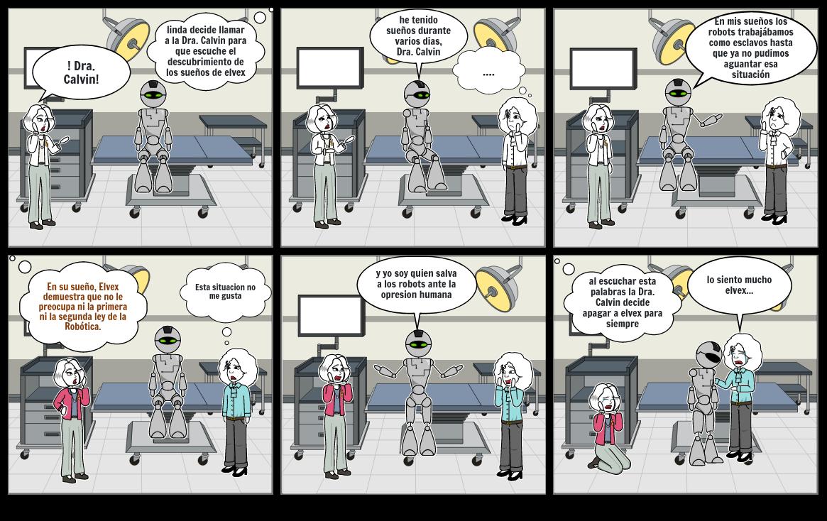 Sueños de un robot