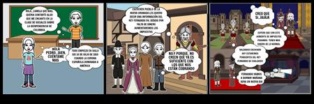 CAPITULO 1: EL INICIO DE TODO: LA INDEPENDENCIA DE COLOMBIA