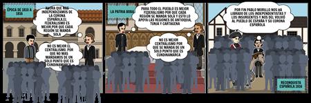 PELEA POR UN FLORERO QUE MARCO LA HISTORIA DE UN PAÍS Y LA RECONQUISTA ESPAÑOLA