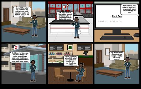 Financial Literacy comic 2