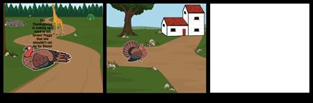Persuasive turkey