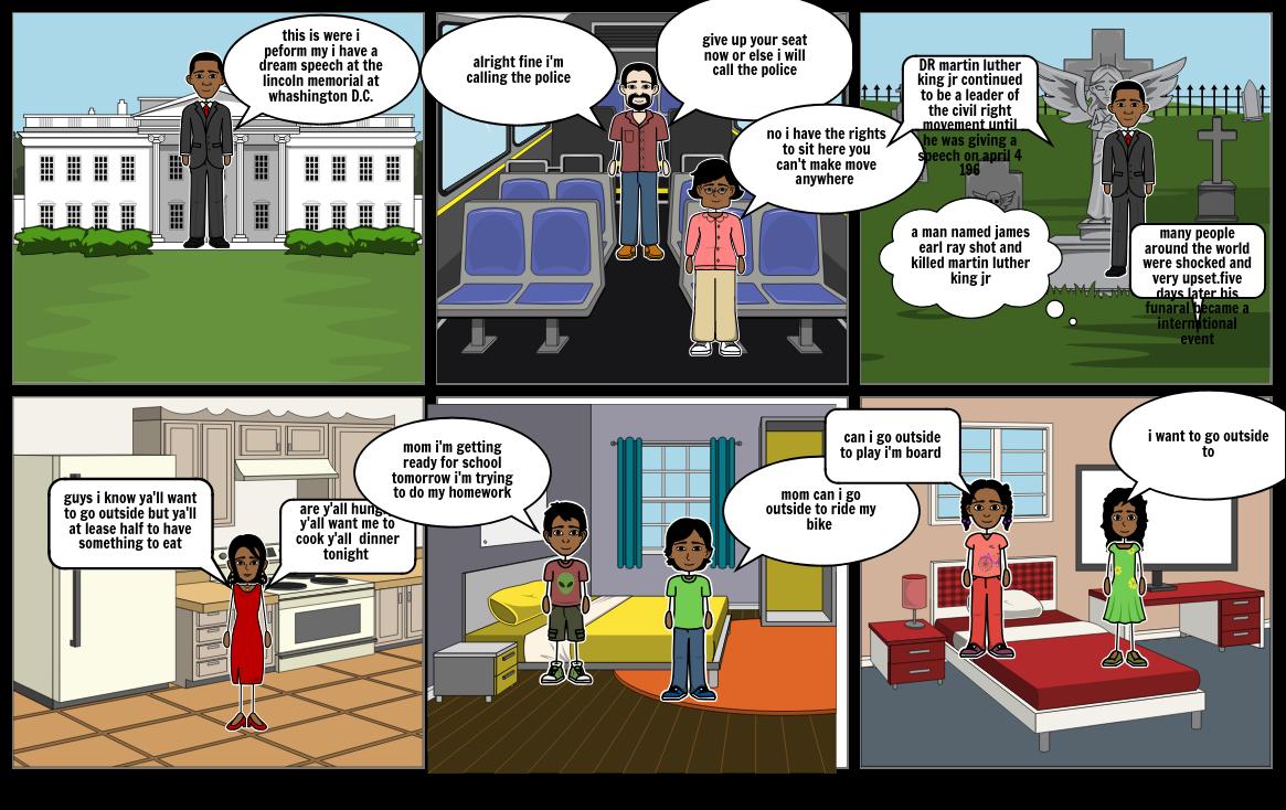 MLK, Jr. Civil Rights