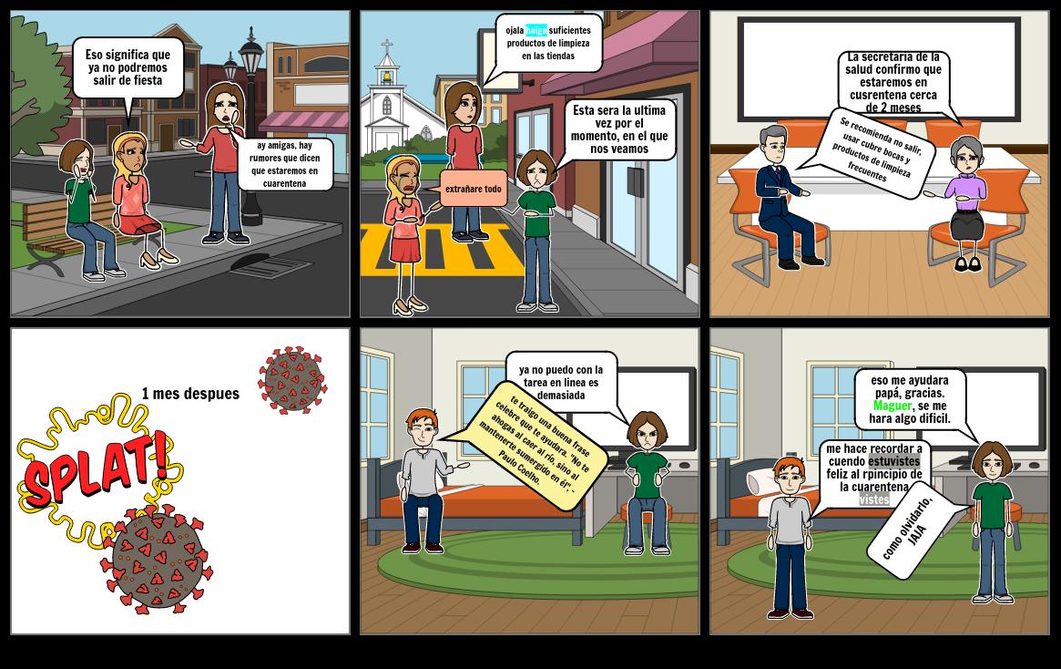 comic tlr parte 2