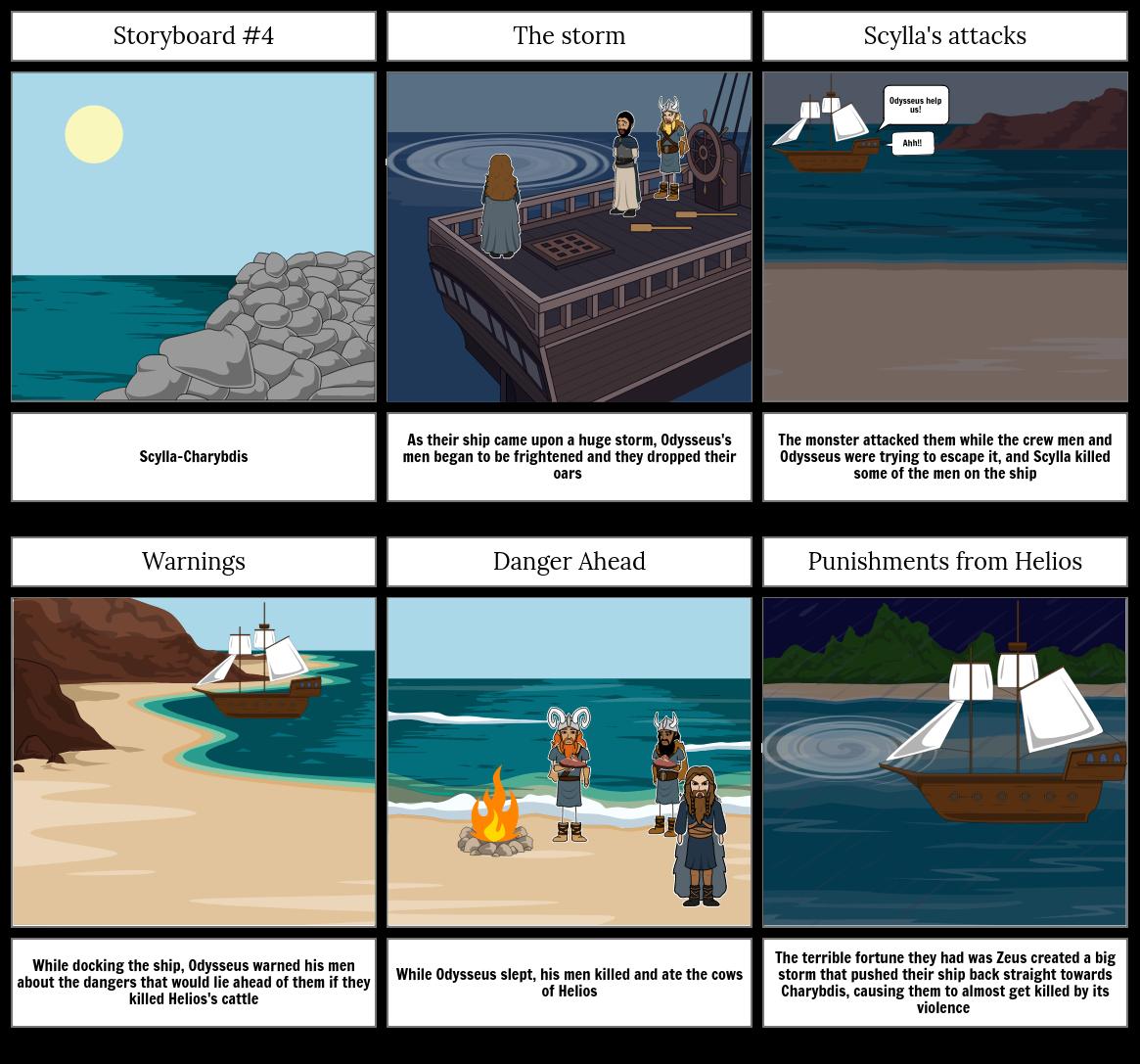 Story Board #4