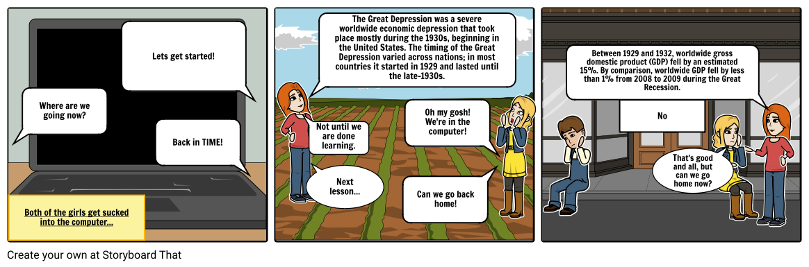 The Great Depression Part 2
