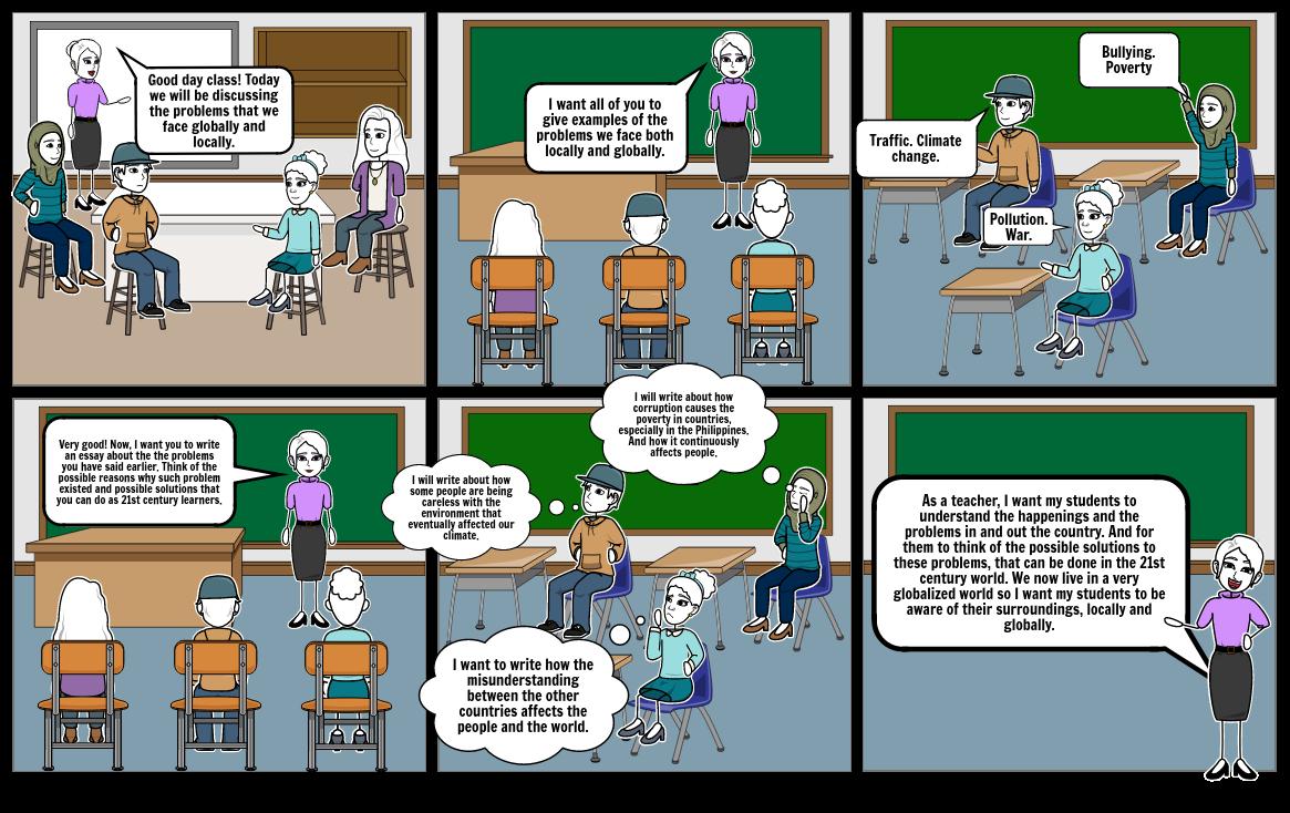 GLOBAL & GLOCAL TEACHER