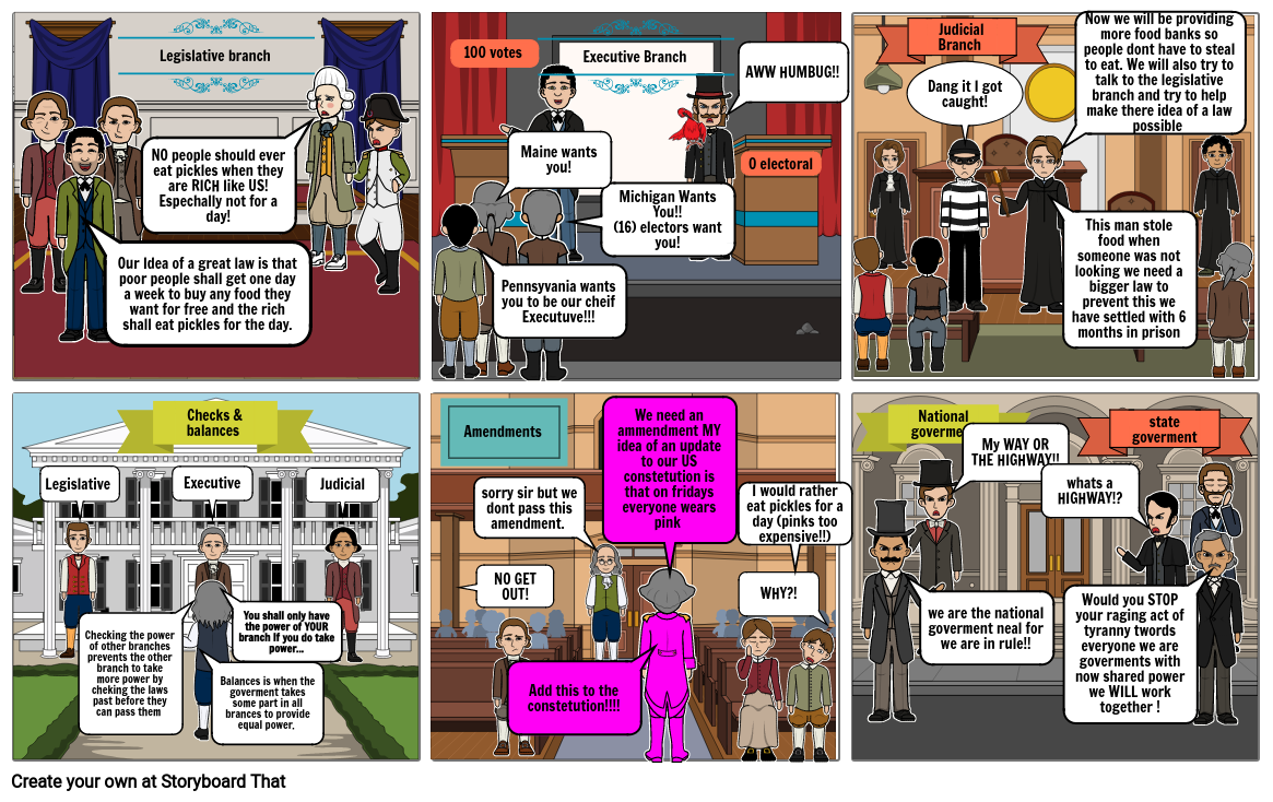 Izzy Babcock  Constitution Comic
