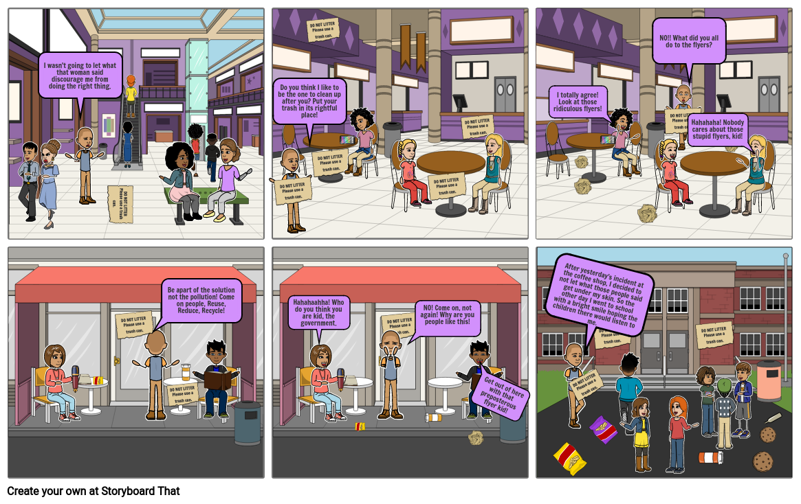 2nd part of comic strip