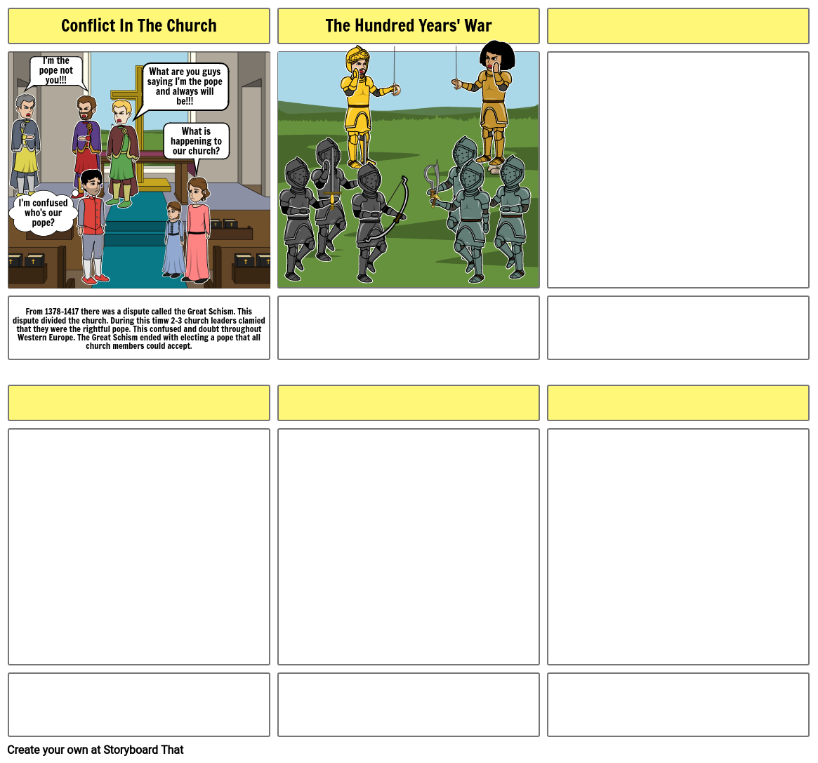 Chapter 2 Lesson 4 Storyboard