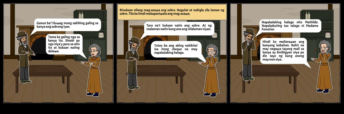 Filipino Ang Kwintas (Wakas 2)