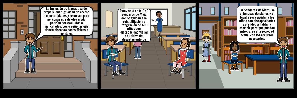 La Inclusion