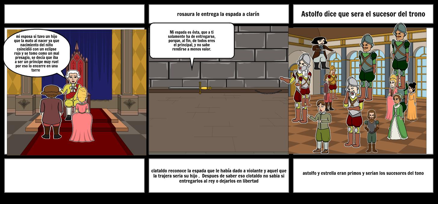 historieta español