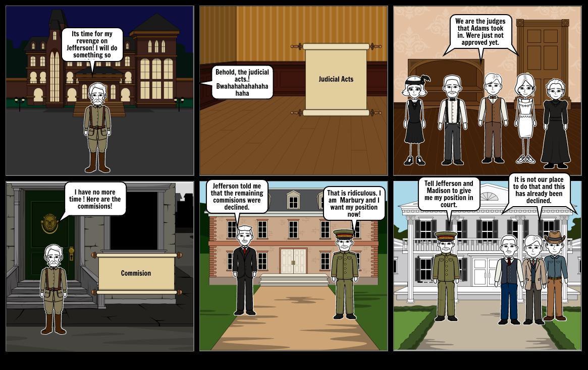 Hezekiah's Storyboard