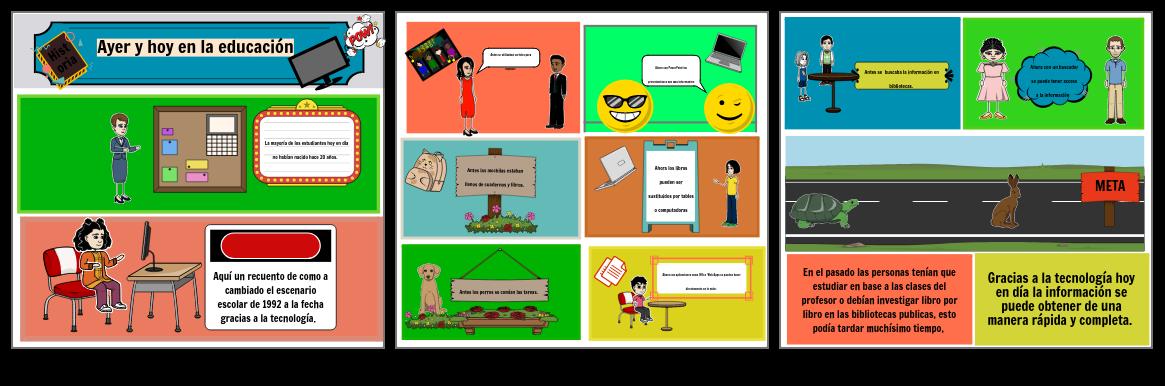 El uso de la tecnología en la escuela de nuestro tiempo