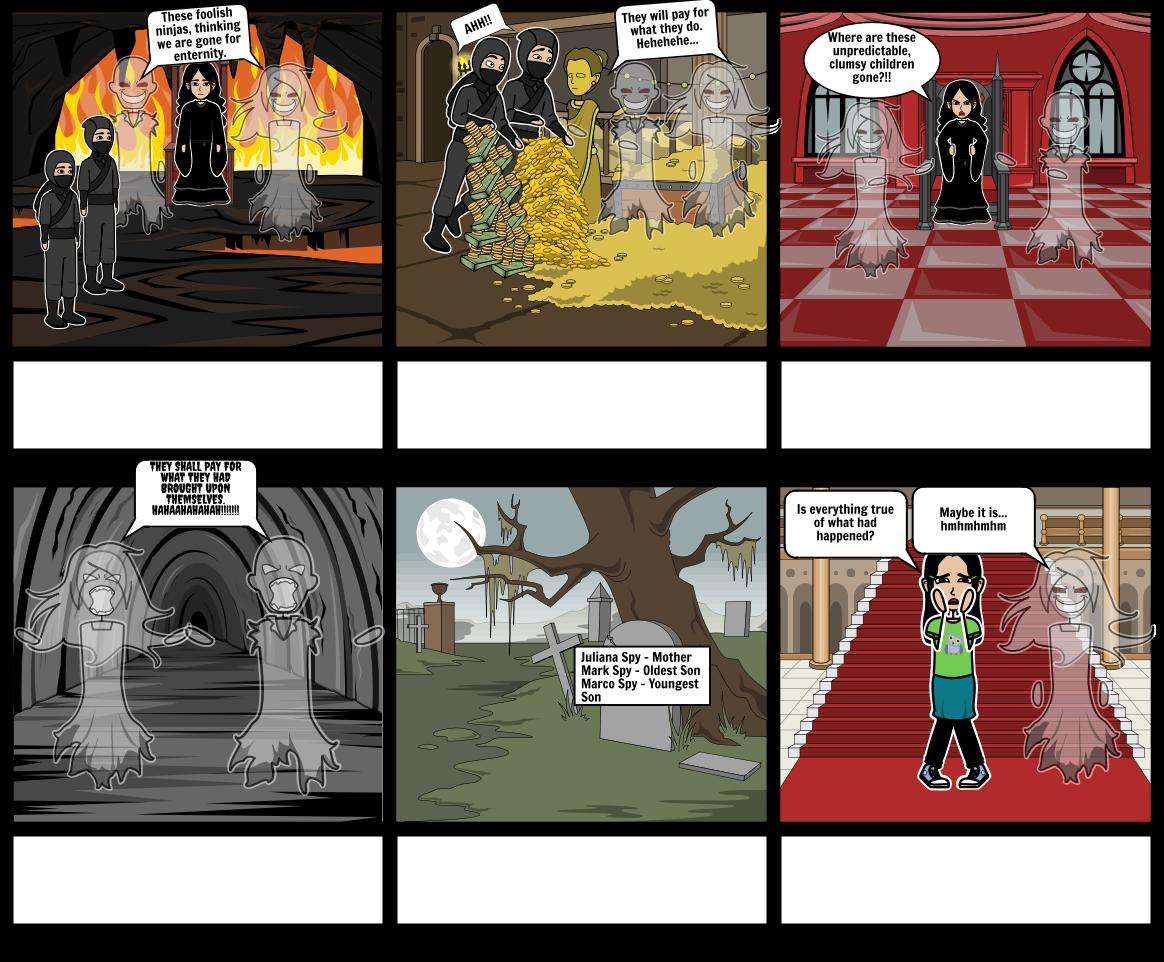 Ninjas Part 2
