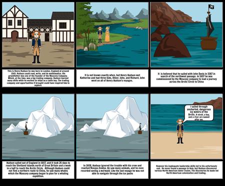 Social Studies Explorer Comic