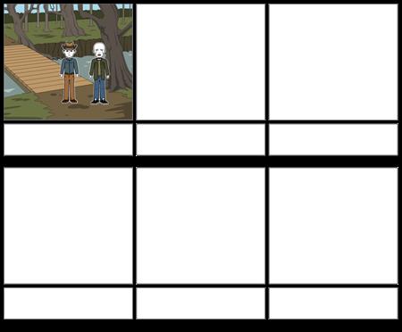 Mice of men Storyboard