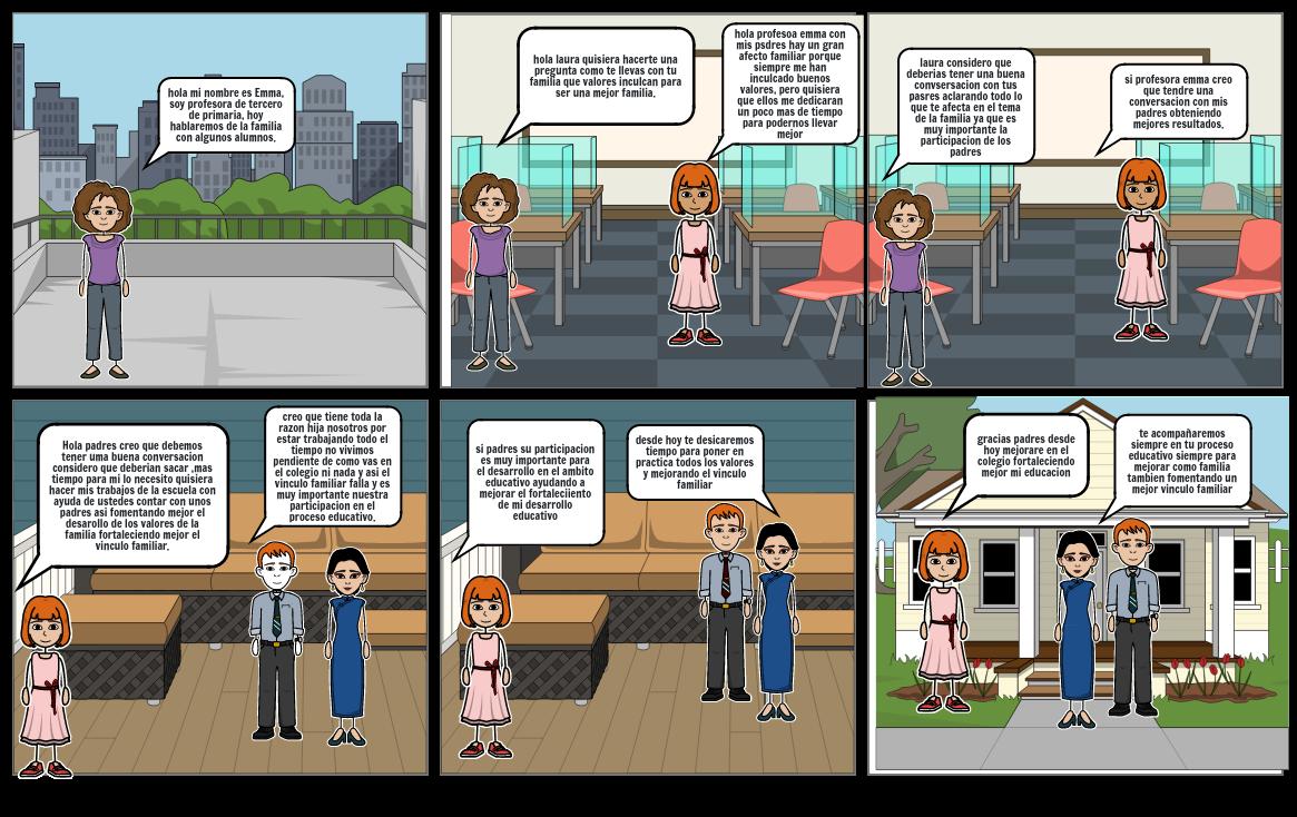educacion familia y comunidad