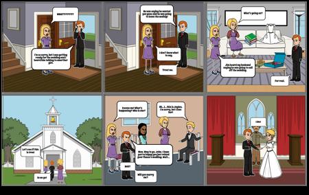The Wedding Dilemma: Part 2