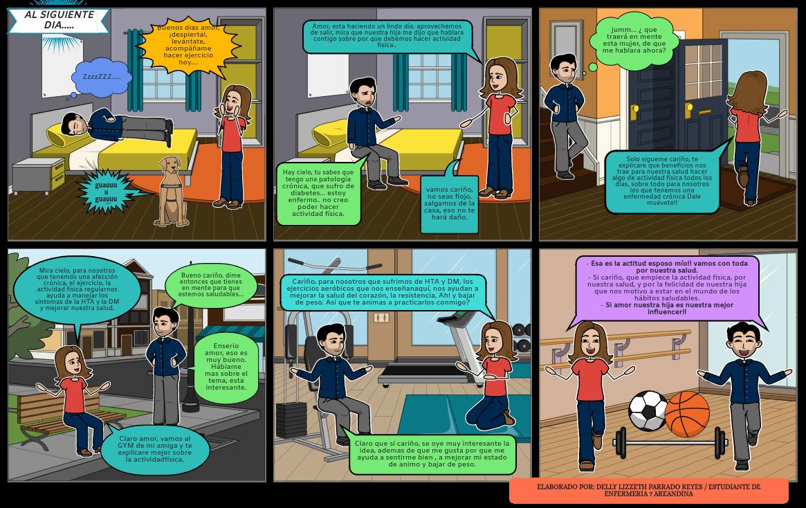 PARTE 2: ACTIVIDAD FISICA Y SU IMPORTANCIA EN EL MANEJO DE LAS ECNT