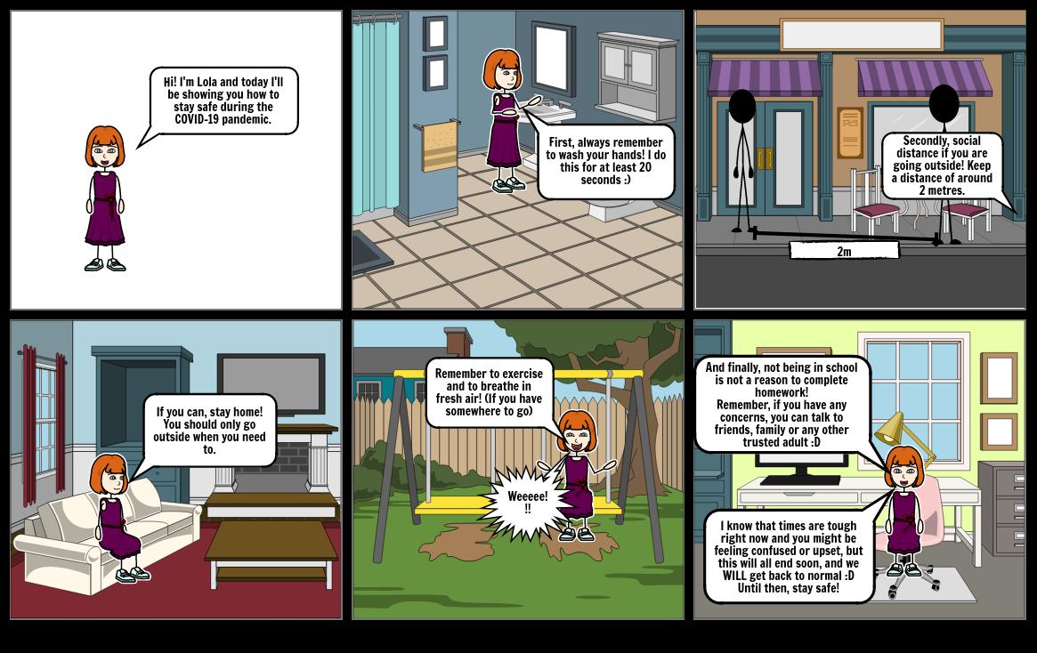Computer studies storyboard