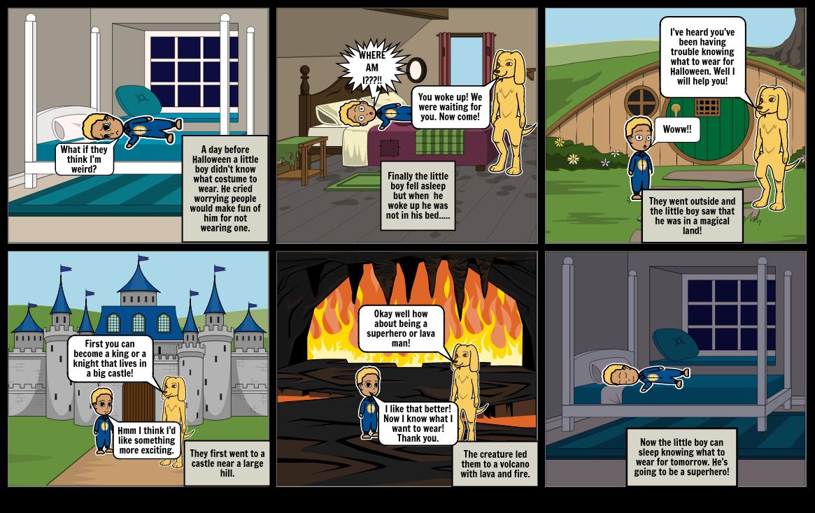 Yael's Storybook
