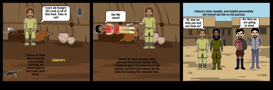 Challenges Overcome in Cabeza de Vaca's Journey