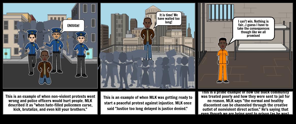 MLK Project