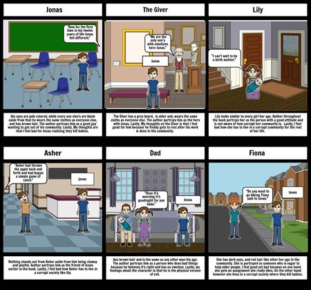 Jay Kappas Storyboard