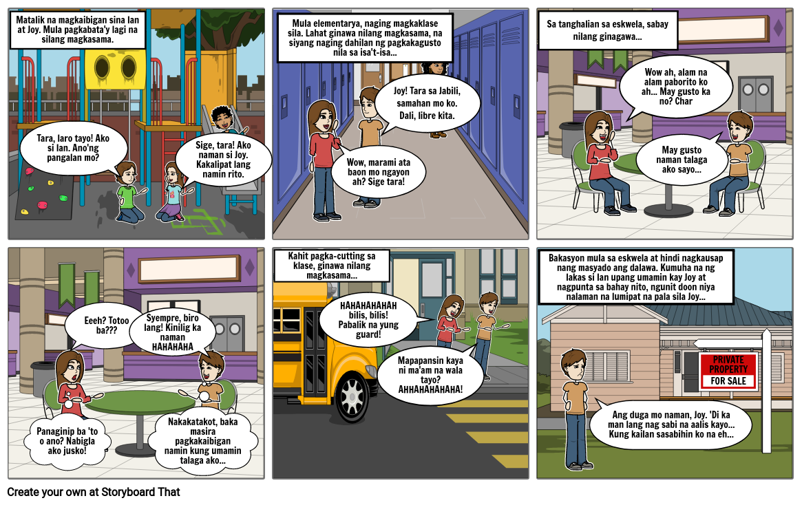 junaid pagbasa comic part 1