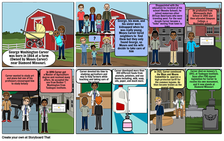 George Washington Carver part 1