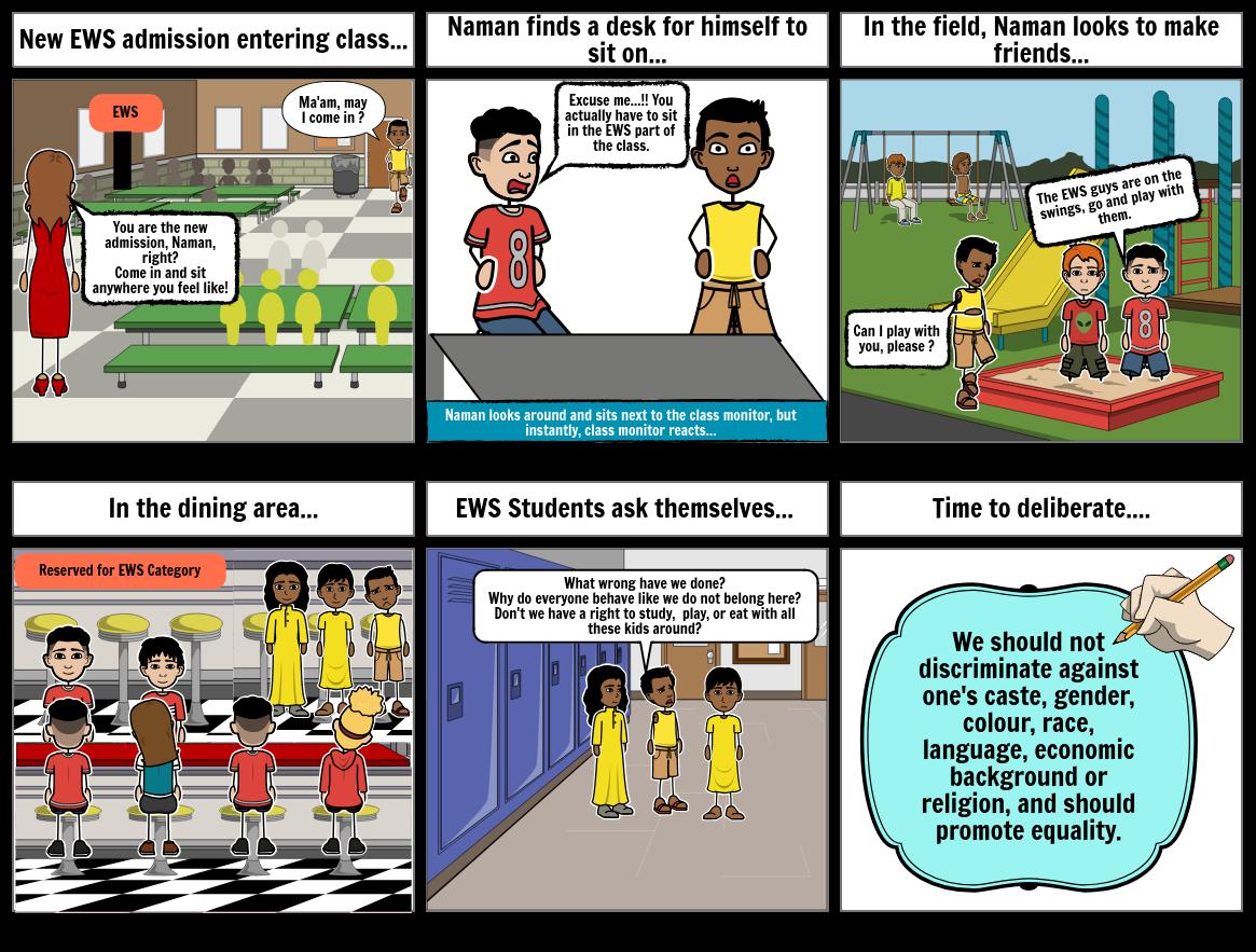 Comic SSC_Inequality