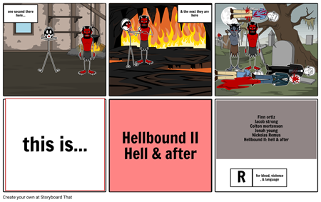 Hellbound II: Hell & after