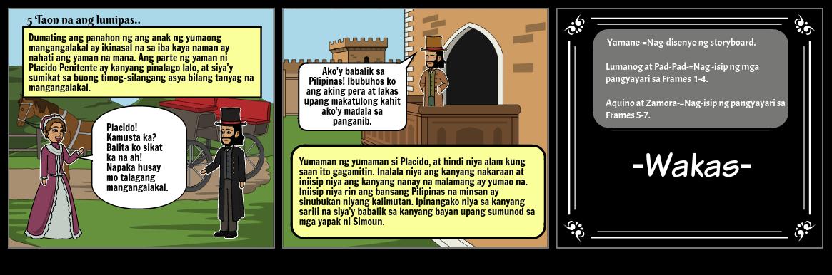 Ang mga Karanasan ni Placido Penitente 2