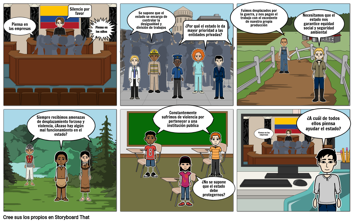 Comic del estado