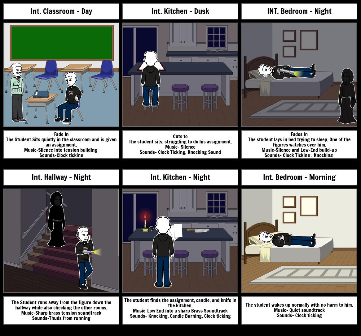 Personal Storyboard